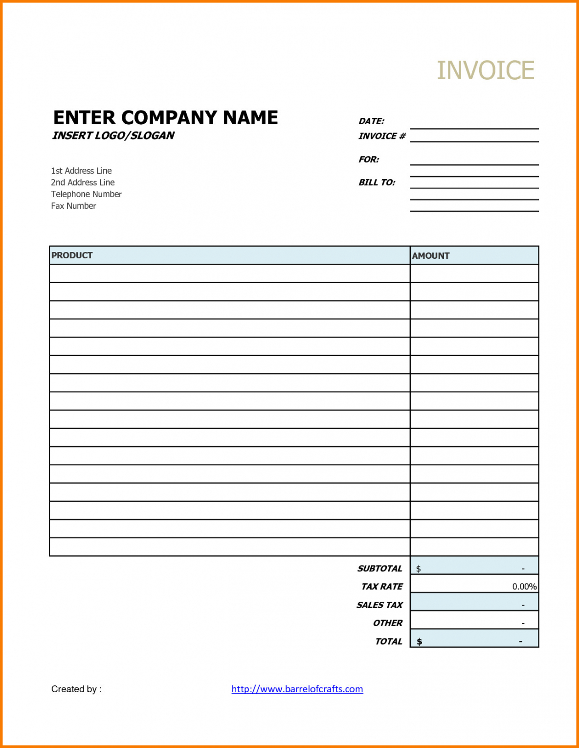 snow removal invoice template and invoice template software and snow removal invoice template  blank
