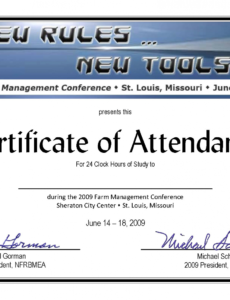 templates of certificate attendance template word for perfect sample certificate of perfect attendance template sample blank