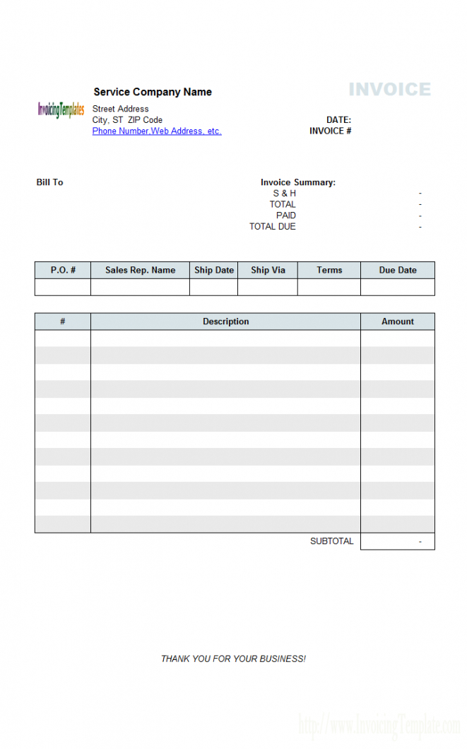 editable invoice template cleaning company office cleaning invoice template doc blank