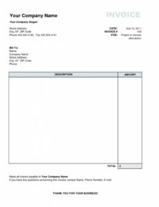 editable training invoice template personal example tax format business dog personal training invoice template example