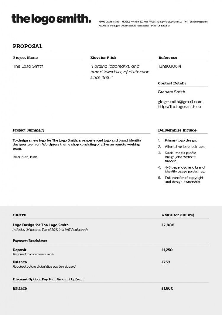 printable download] freelance graphic designer invoice (template) - bonsai graphic design freelance invoice template  blank