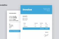 3 Tips: How To Write An Invoice (Free Invoice Templates For Seo Invoice Template Doc