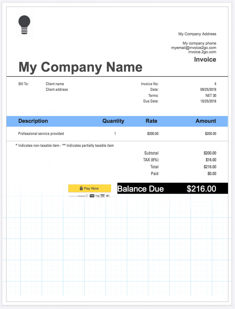 editable how to create a professional invoice (sample invoice net 30 invoice template word