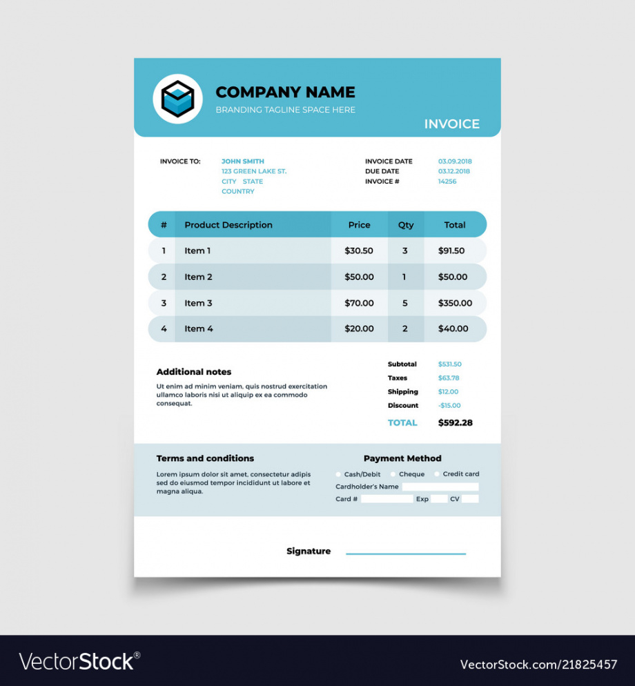 editable invoice template bill form bookkeeping bookkeeper invoice template  blank