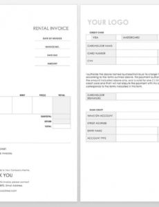 free 55 free invoice templates | smartsheet travel expense invoice template sample