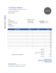 freelance invoice templates | free download | invoice simple freelance hourly invoice template word blank