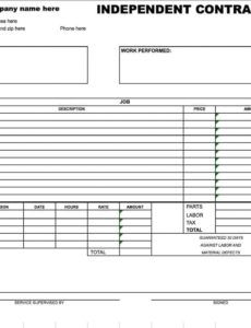 independent contractor invoice sample | apcc2017 independent contractor invoice template
