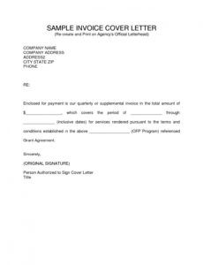 invoice cover letter invoice template ideas free sample services rendered invoice template word