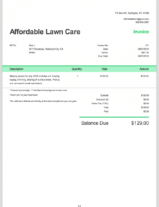 printable how to create a professional invoice (sample invoice net 30 invoice template