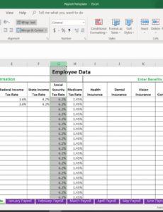 how to do payroll in excel  free template  best practice small business payroll template example