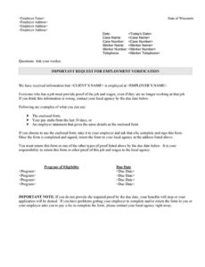 printable 40 income verification letter samples & proof of income pay frequency change notice template doc