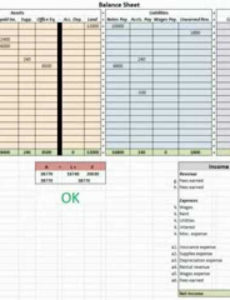 editable accounting 101 accrual accounting in excel accrued payroll reconciliation template sample