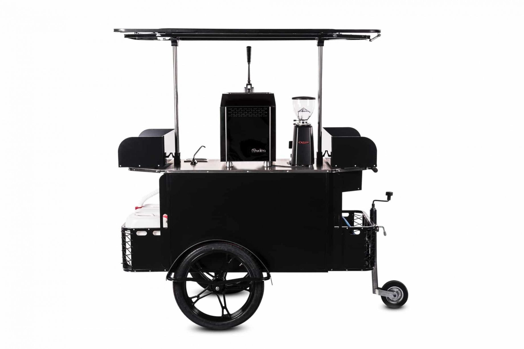 free how to start a coffee cart business  bizz on wheels coffee cart business plan template sample