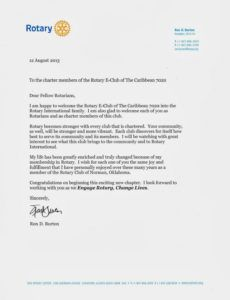 free rotary eclub of the caribbean 7020 january 2014 rotary club resignation letter doc