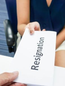 how to resign from a volunteer board  boardeffect resignation letter samples for board members word