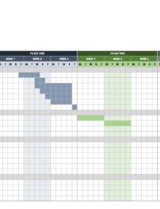sample free project schedule templates  smartsheet integrated master plan template sample