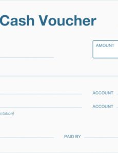 what is a petty cash voucher?  accountingcoach cash payment voucher template word