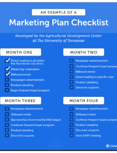 34 marketing plan samples to build your strategy with 7 bank marketing plan template doc