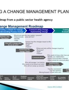 free 13 change management plan examples in pdf  ms word  pages change management implementation plan template doc