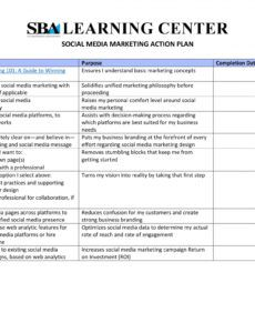 printable 9 marketing action plan examples  pdf  examples customer satisfaction action plan template