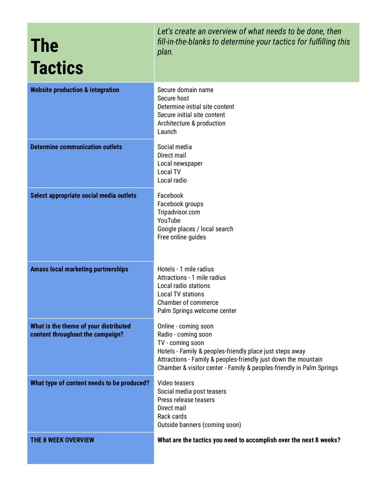 printable marketing howto guide how to create a marketing strategy chamber of commerce marketing plan template excel