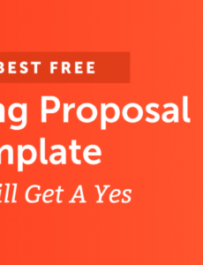 printable the best marketing proposal template that will get a yes individual attorney marketing plan template doc