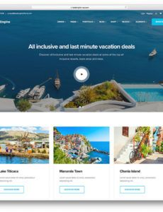 editable 25 customizable travel agency wordpress themes 2020  colorlib travel agent commission template pdf