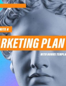 editable how to write a marketing plan wsample templates photography marketing plan template doc