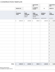 free free construction schedule templates  smartsheet construction payment schedule template