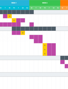 free mastering your production calendar free gantt chart excel bar chart schedule template doc