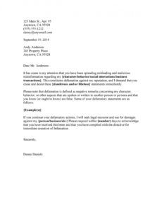 printable 30 cease and desist letter templates free  templatelab cease and desist order template sample