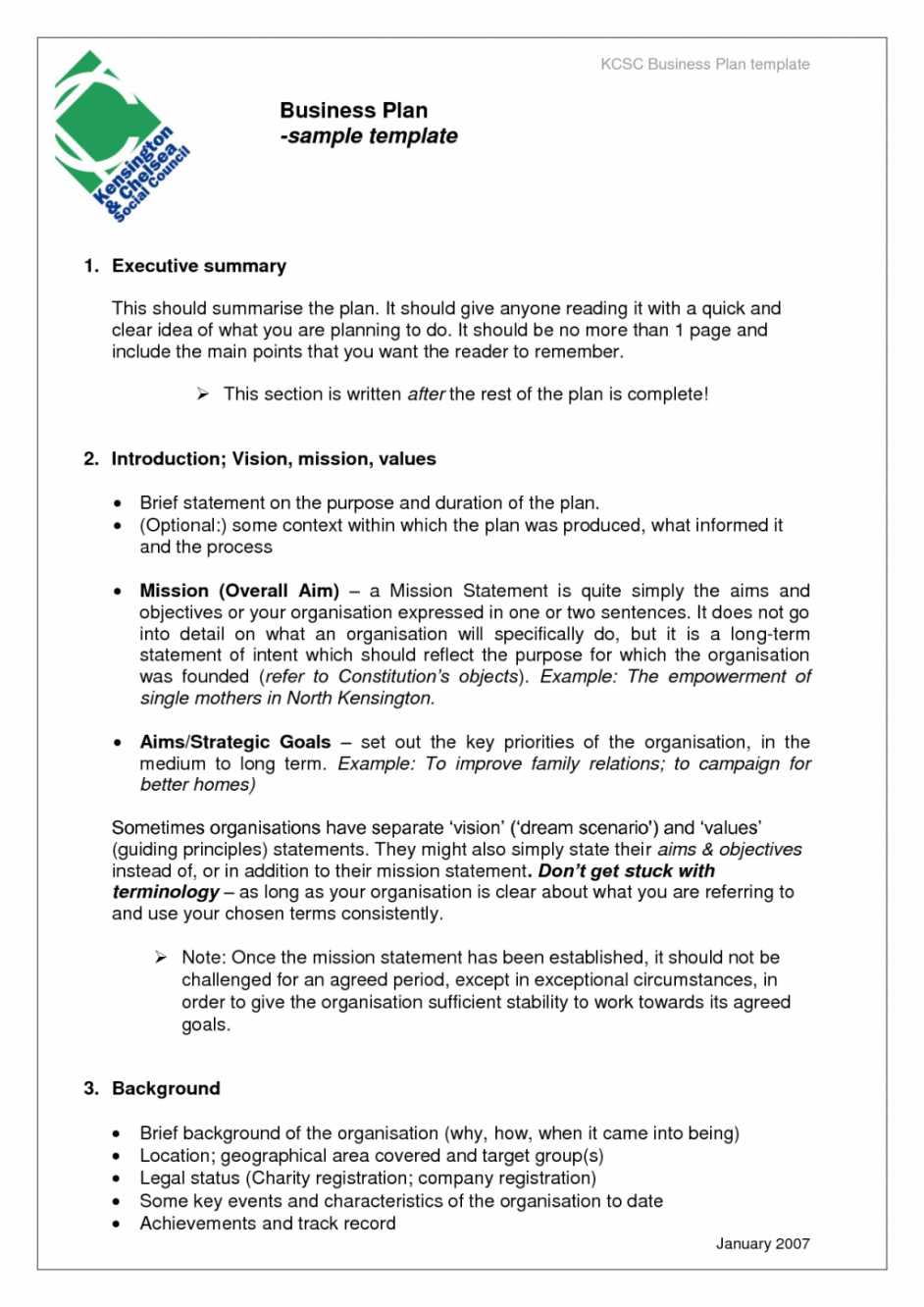 printable charity organization business plan sample example small charity commission template constitution example
