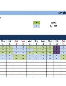 14 dupont shift schedule templats for any company free 4 crew 12 hour shift schedule template pdf