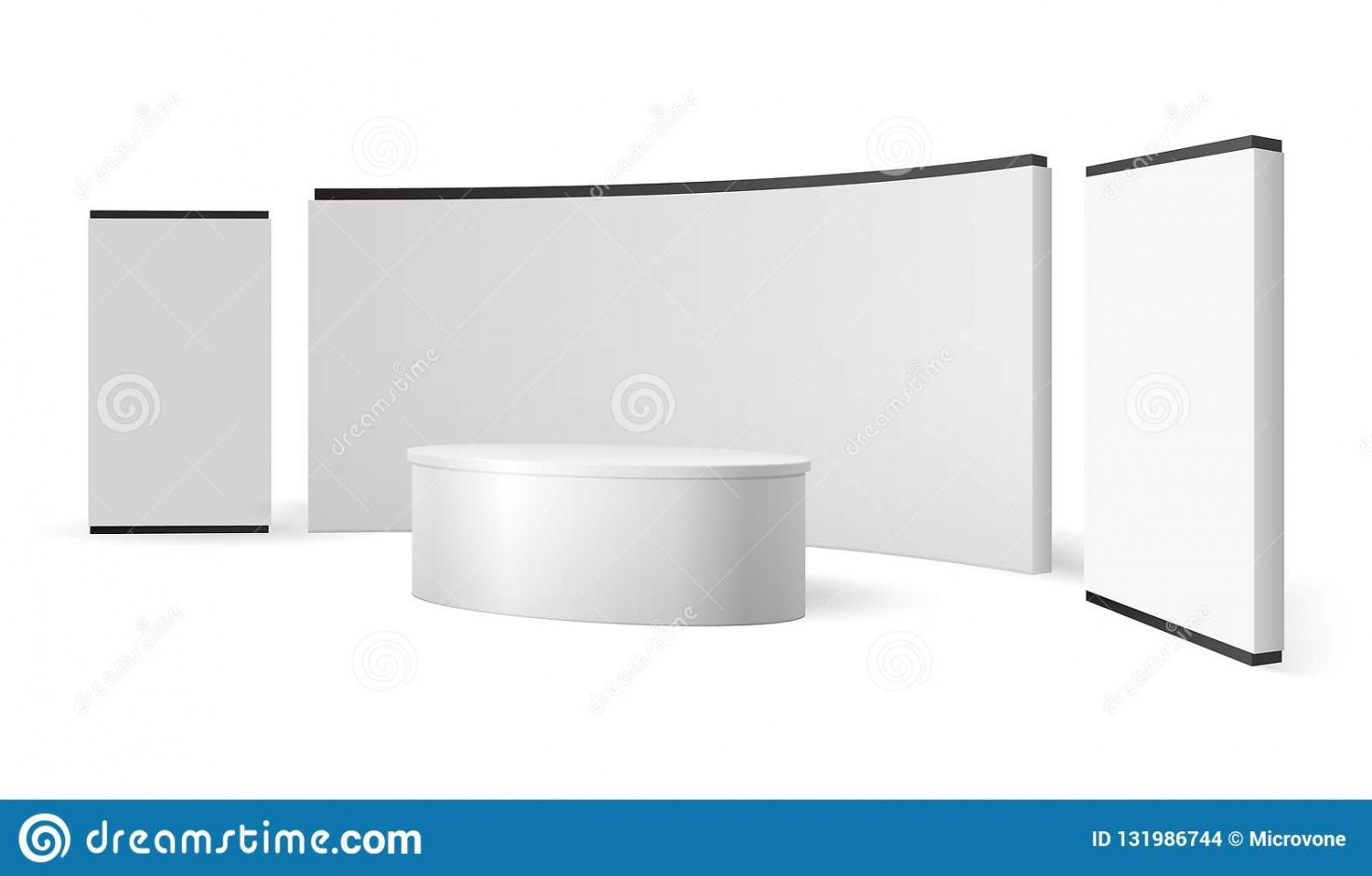 white exhibition stand blank trade show booth promotional trade show booth schedule template example