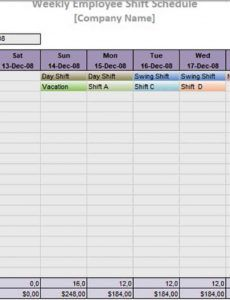 free 10 hour shift schedule template  think moldova 8 hour shift work schedule template doc