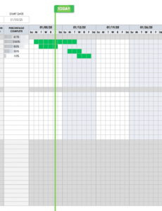 free free construction schedule templates  smartsheet print production schedule template example