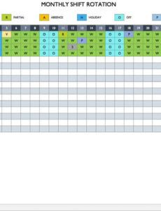 free free work schedule templates for word and excel smartsheet 6 day work schedule template doc