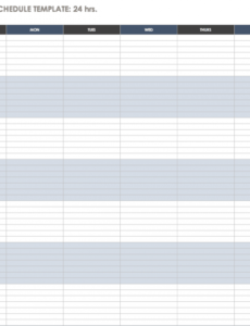 free work schedule templates for word and excel smartsheet 6 day work schedule template example