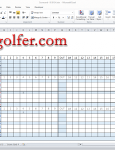printable imagolfer  golf league management website golf league schedule template pdf