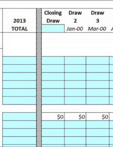 sample excel construction schedule template  culturopedia construction draw schedule template example