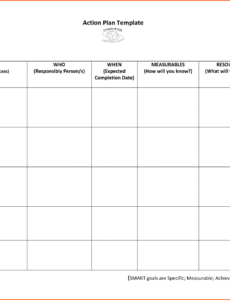 Editable Affirmative Action Plan Template For Small Business Doc Example