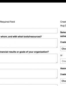 Employee Engagement Action Plan Template Excel