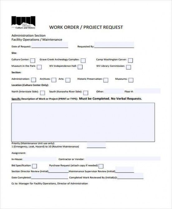 Stop Work Order Template Pdf Example