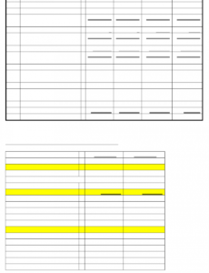 Costum Business Plan Financial Projections Template Doc Example