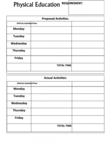 Editable Physical Therapy Order Form
