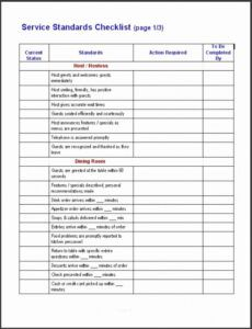 Professional Kitchen Cleaning Schedule Template For Care Homes  Example