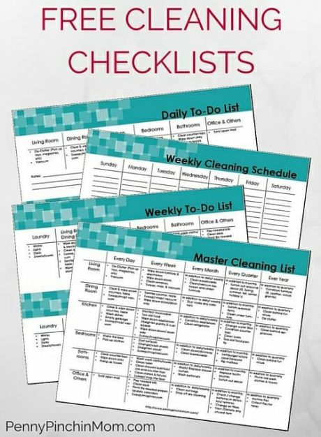 printable free cleaning forms dental office cleaning schedule template pdf