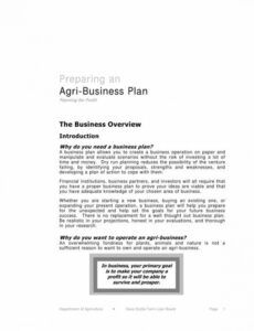 editable free 13 farm business plan templates in pdf  ms word agricultural business plan template example