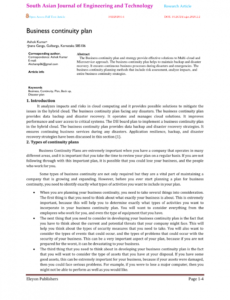 free pdf business continuity plan continuity of government plan template sample
