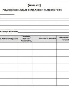 free sample action plan template  9 free documents in pdf resettlement action plan template excel